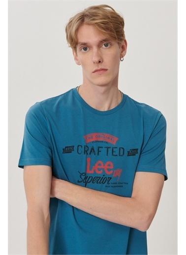 Lee Tişört Renkli